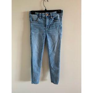 American Eagle Ne(x)t Level Stretch High Rise Jean